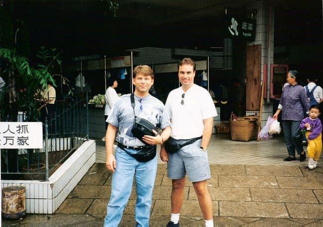 Schenzhen, China - 1996