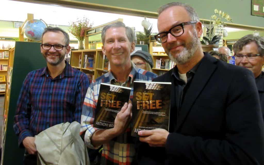 Scott, Rob, David