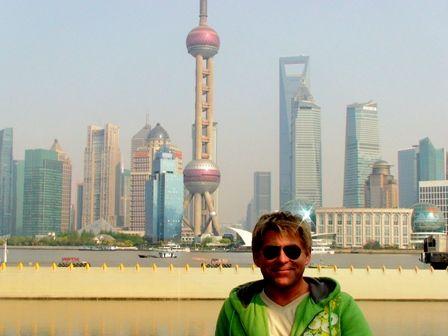 Shanghai, China - 2011