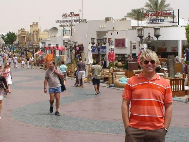 Sharm el Sheikh, Egypt - 2008