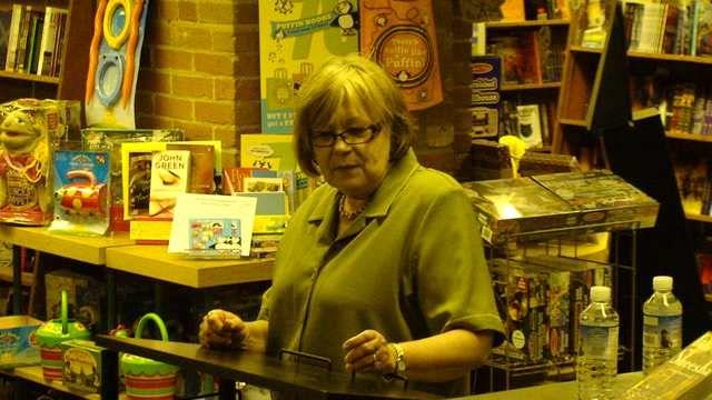 Sharon Bodnarchuk of Audrey's-Edmonton, AB