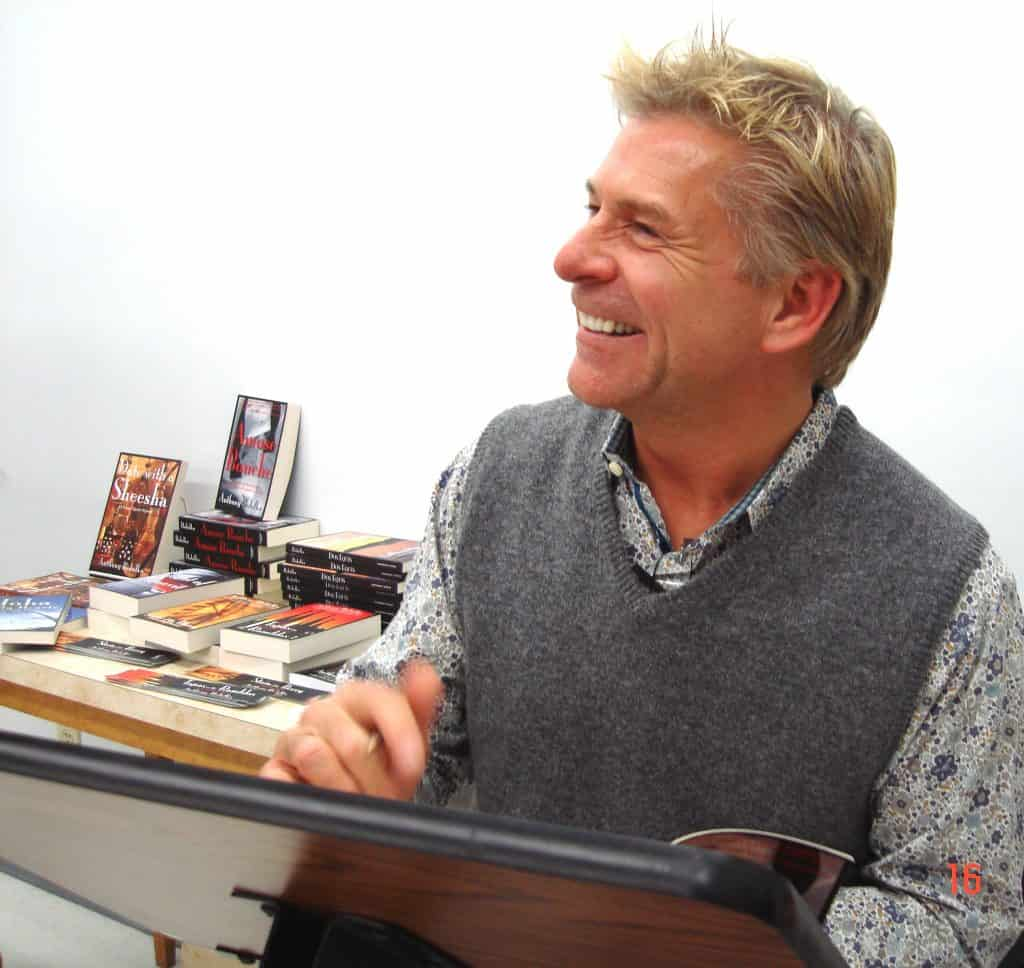 Anthony Bidulka Signing - Humboldt