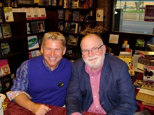 Signing Table with Garry Ryan