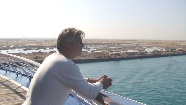 Suez Canal - 2008