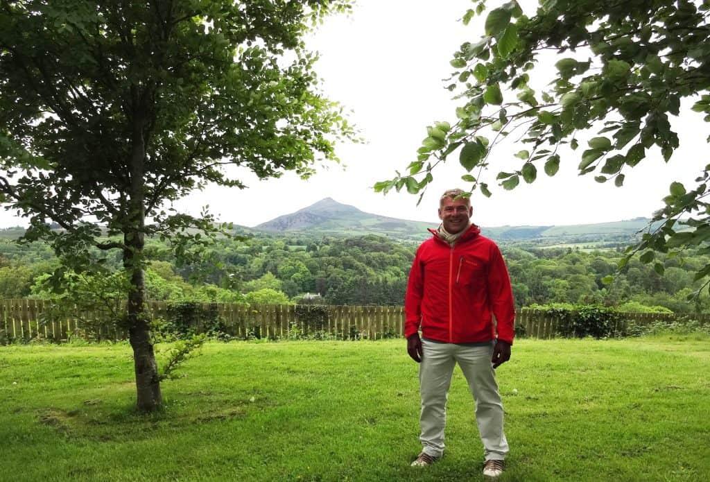 Sugar Loaf Mountain, County Wicklow, Ireland  - 2014