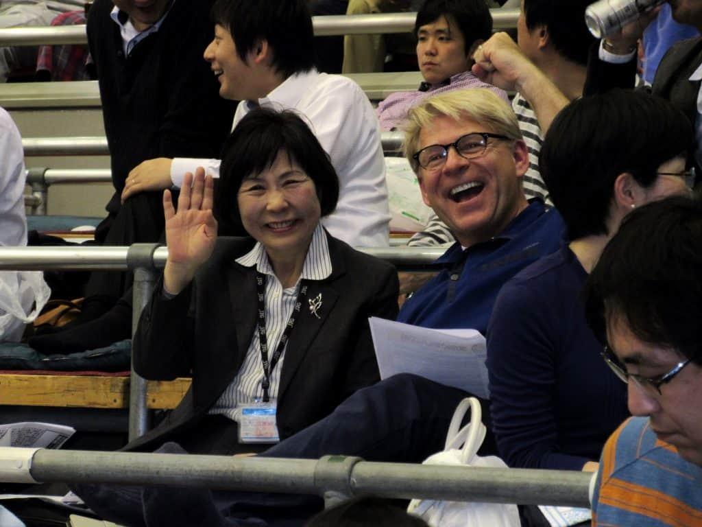 Sumo Wrestling Tournament - Osaka, Japan, 2015