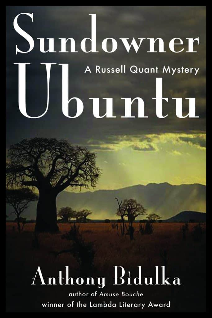 Sundowner Ubuntu: A Russell Quant Mystery #5