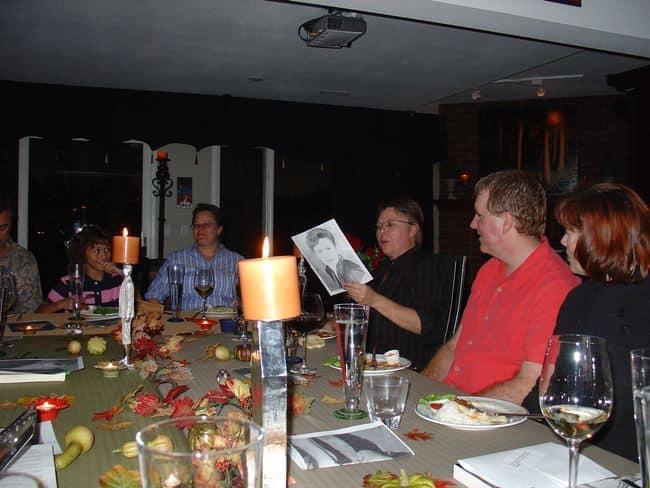 Sundowner Ubuntu Celebration Dinner Part Deux