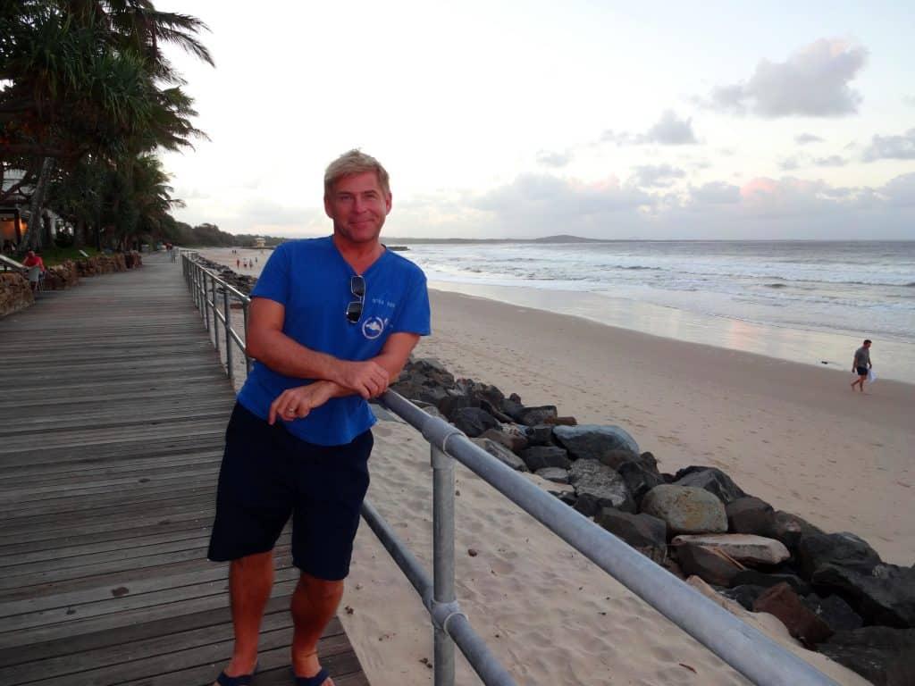 Sunshine Coast, Australia.. - 2012