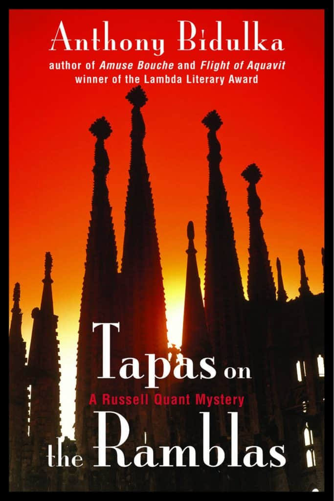 Tapas on the Ramblas: A Russell Quant Mystery #3