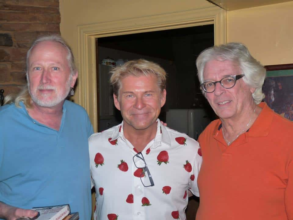 With readers Terry and Brian