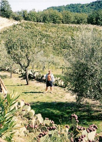 Tuscany, Italy 2002