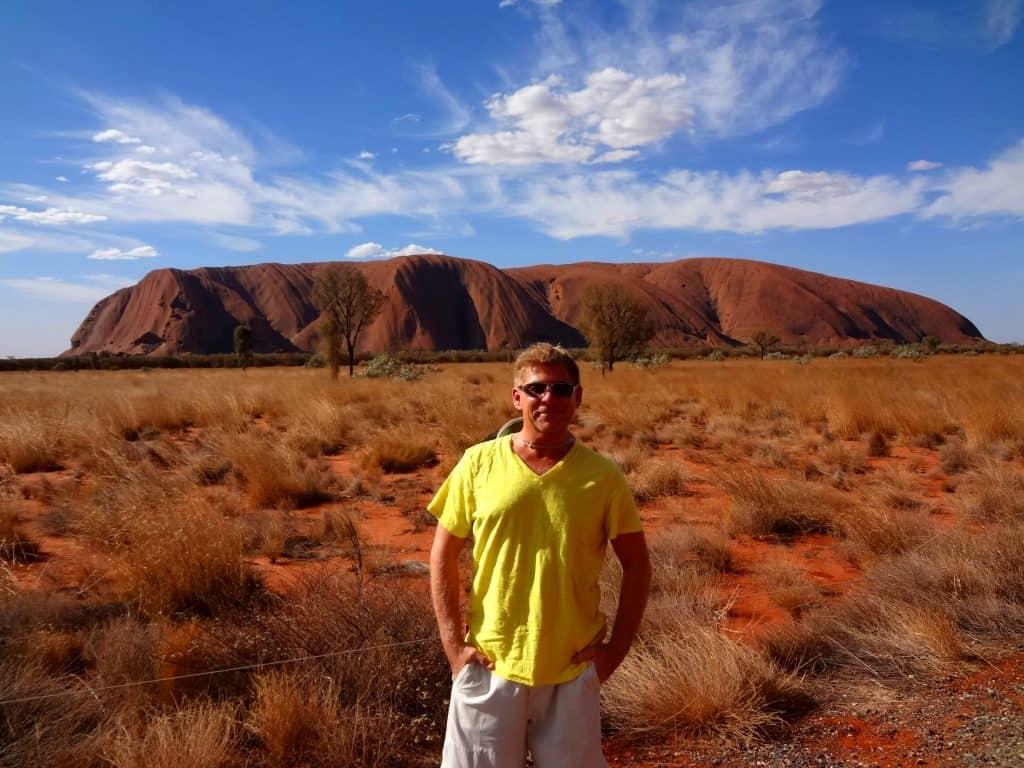 Uluru (Ayres Rock), Australia - 2012