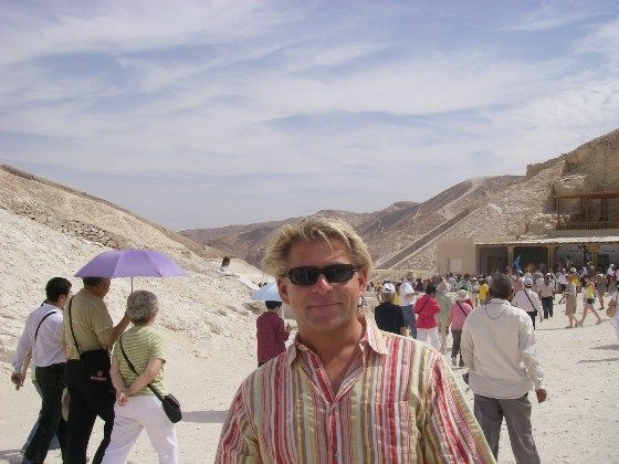 Valley of The Kings, Egypt - 2008