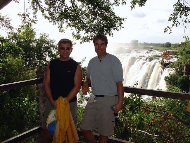 Victoria Falls, Zambia - 2005