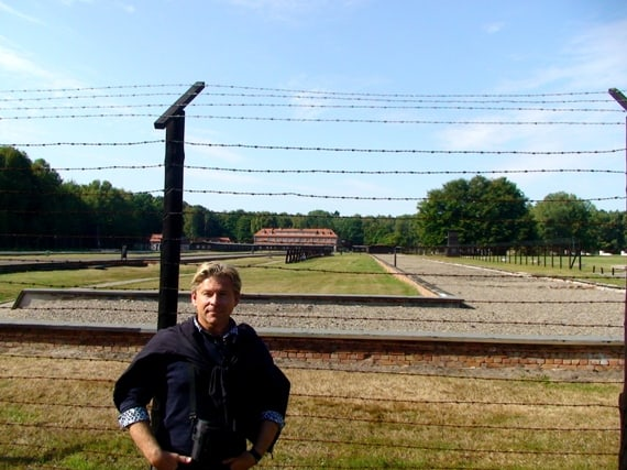 Visiting hell. Stutthof Concentration Camp