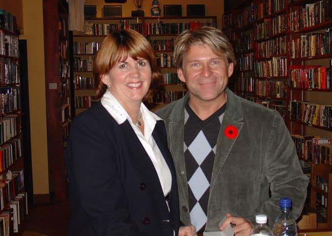 With CBCs Jo-Ann Roberts